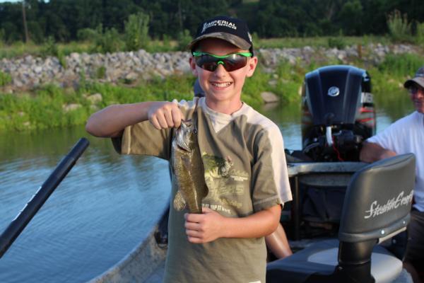 June 16, 2016 Fishing Report