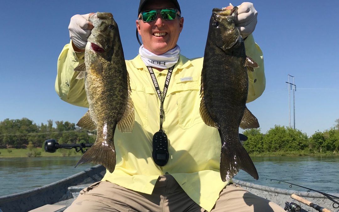 River Smallie Adventures Fishing Report May 1, 2018