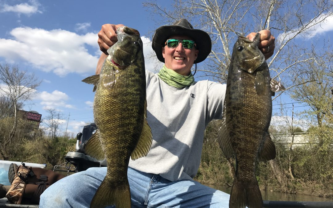 River Smallie Adventures Fishing Report April 10, 2018