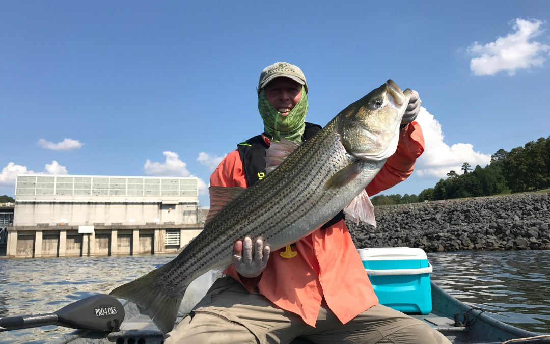 July 18, 2017 Fishing Report