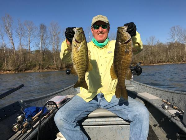 River Smallie Adventures March 9, 2017 Fishing Report