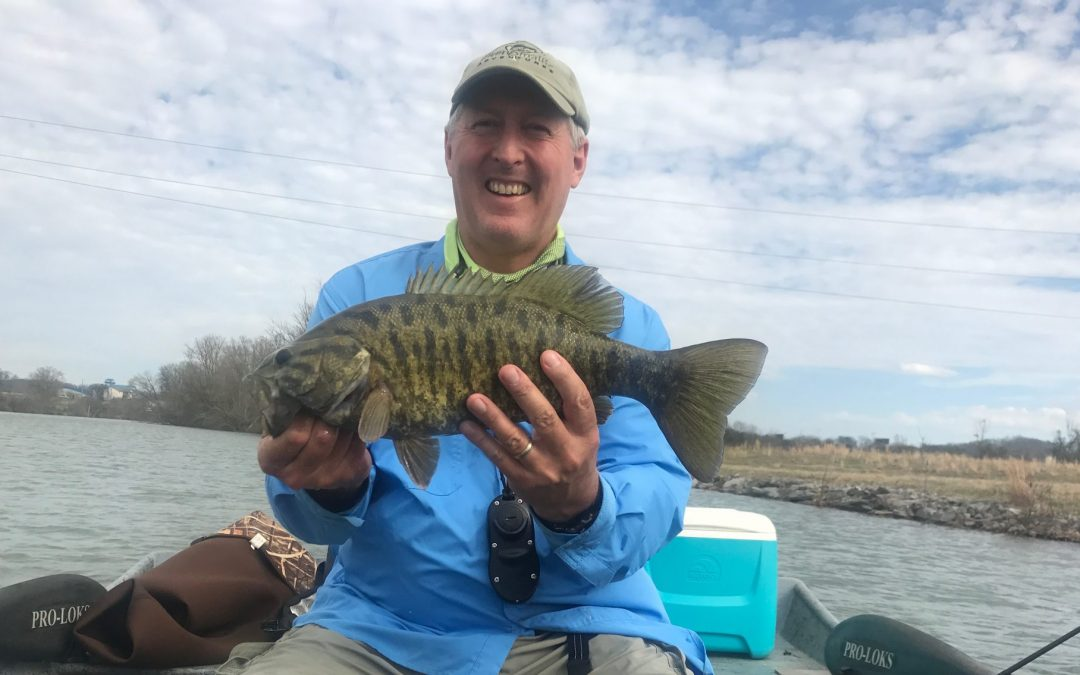 River Smallie Adventures Fishing Report February 22, 2018