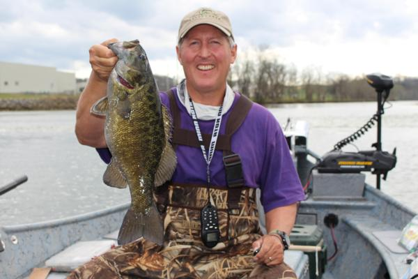 River Smallies on The Move