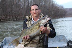 walleye fishing in east tn