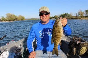 fishing vacations in pigeon forge