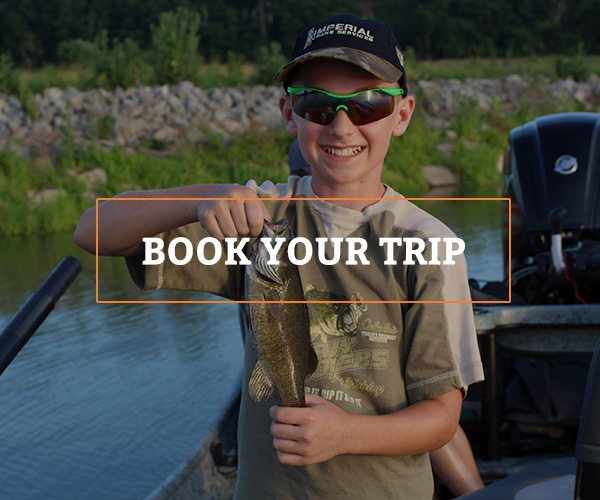 Book your guided fishing trip
