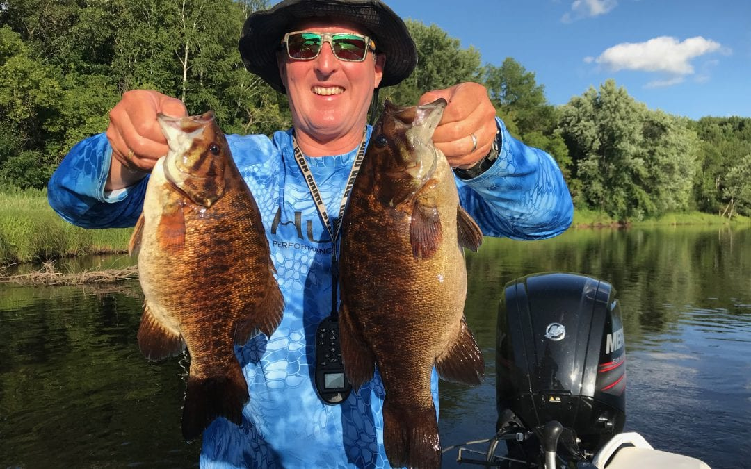 River Smallie Adventures Fishing Report August 8, 2019