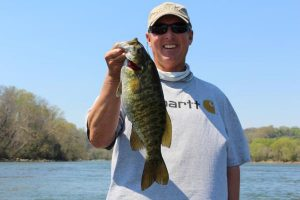 smallmouth bass fishing in knoxville