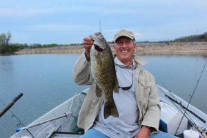 smallmouth bass fishing in Sevierville