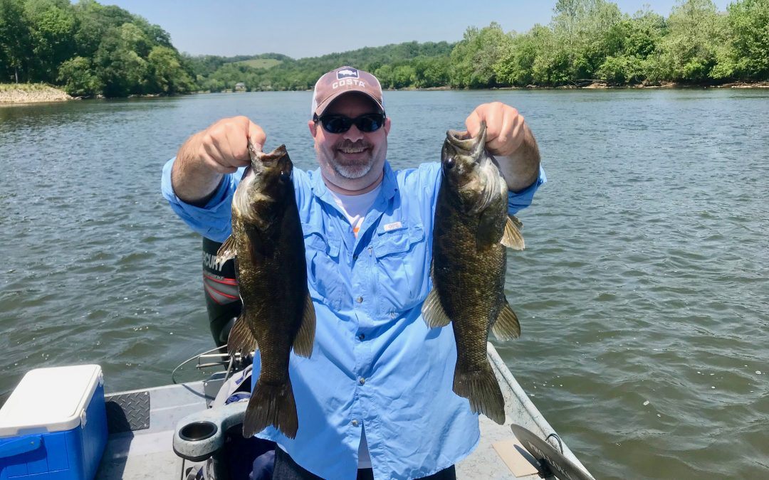 River Smallie Adventures Fishing Report May 13, 2018
