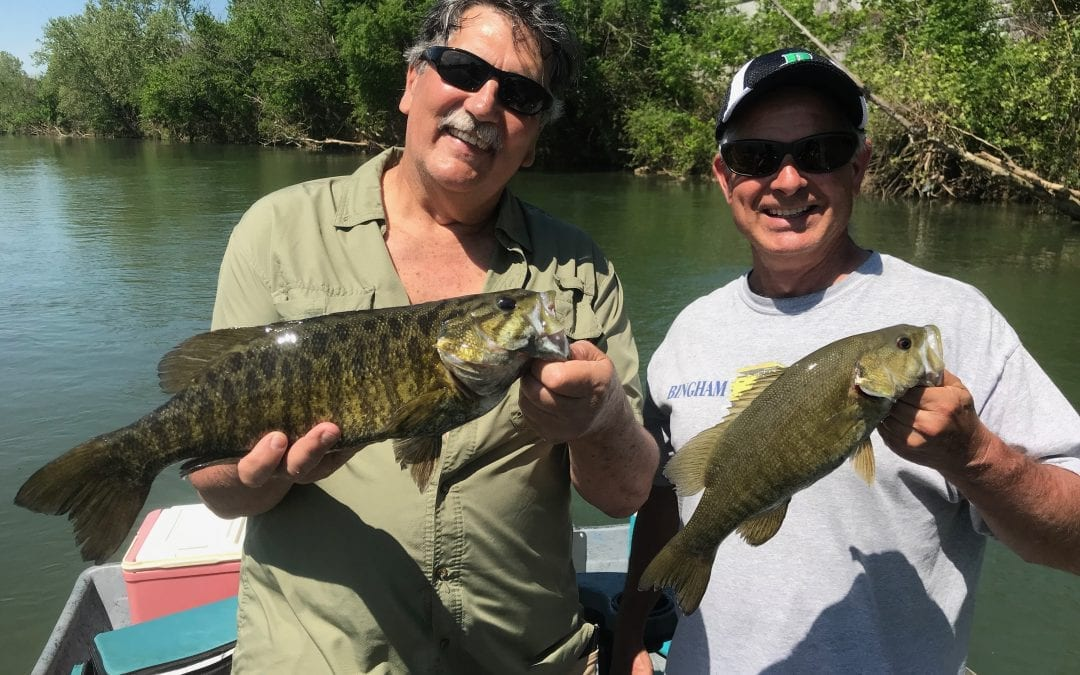 River Smallie Adventures Fishing Report May 3, 2020