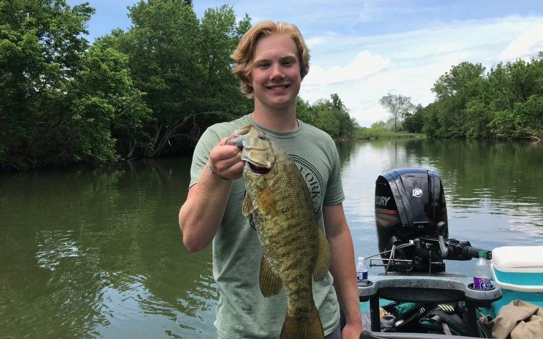 River Smallie Adventures Fishing Report May 24, 2020