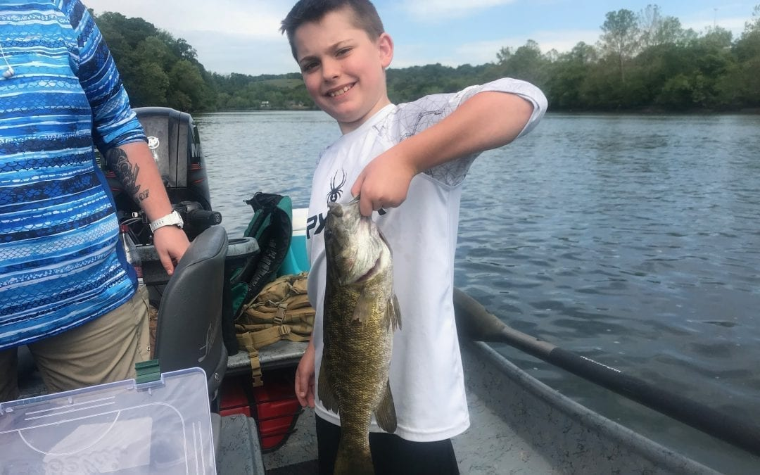 River Smallie Adventures Fishing Report May 15, 2020