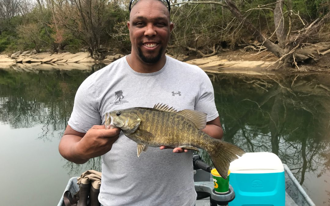 River Smallie Adventures Fishing Report April 4, 2019