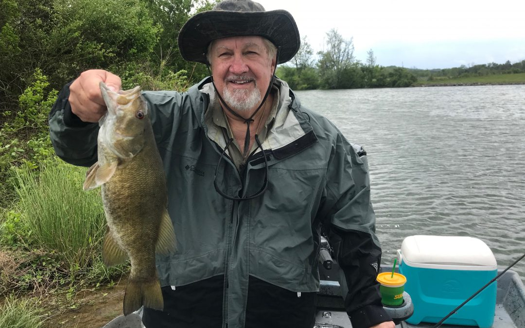 River Smallie Adventures Fishing Report April 26, 2019