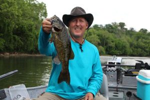 guided fishing trips knoxville
