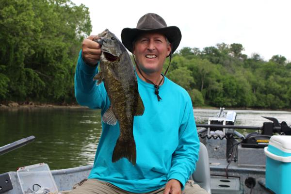Holston River Smallmouth