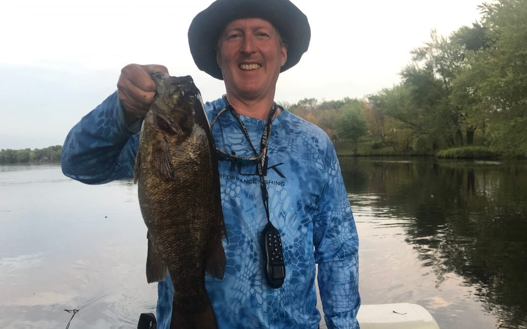 River Smallie Adventures Fishing Report September 24, 2019