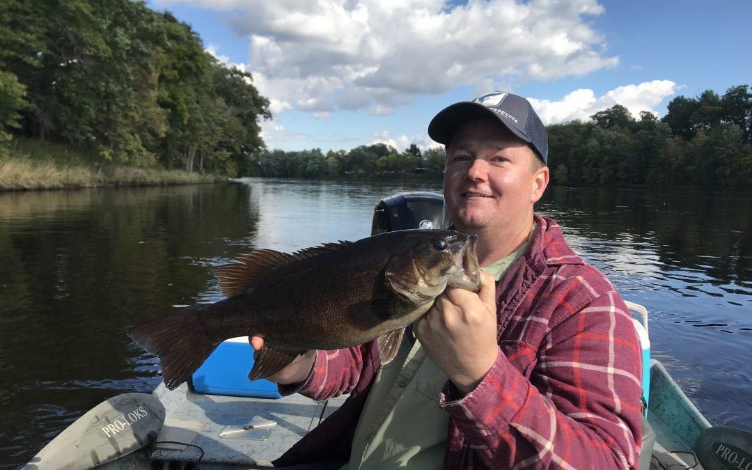 River Smallie Adventures Fishing Report September 26, 2018