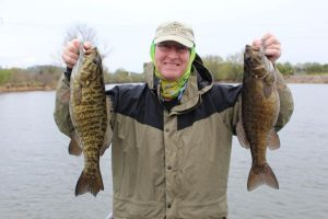 smallmouth bass fishing in pigeon forge