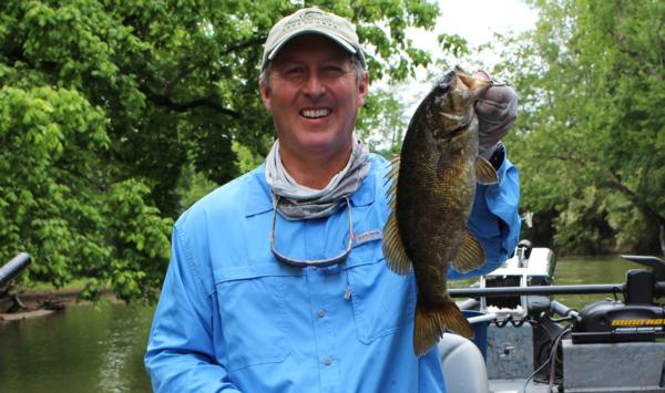 Pigeon River Smallmouth