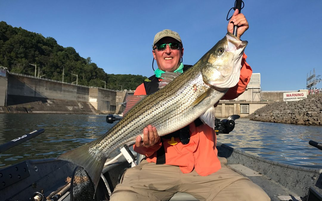 July 10, 2017 Fishing Report