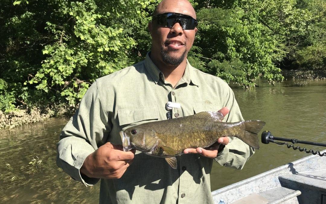 River Smallie Adventures Fishing Report June 5, 2018