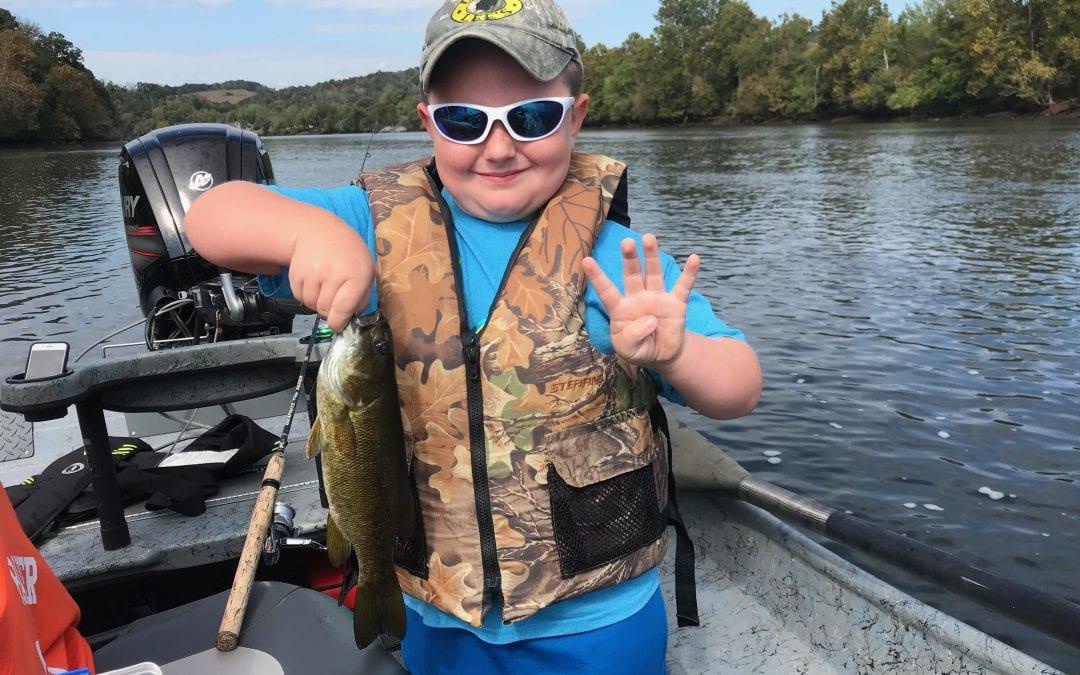 River Smallie Adventures Fishing Report October 10, 2019