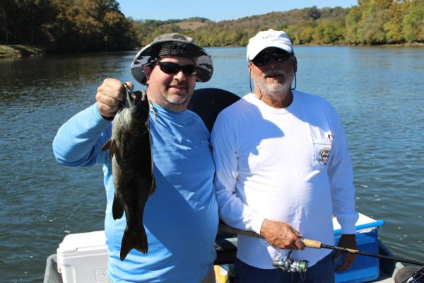 Oct. 12, 2016 Fishing Report