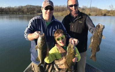 River Smallie Adventures Fishing Report March 17, 2019
