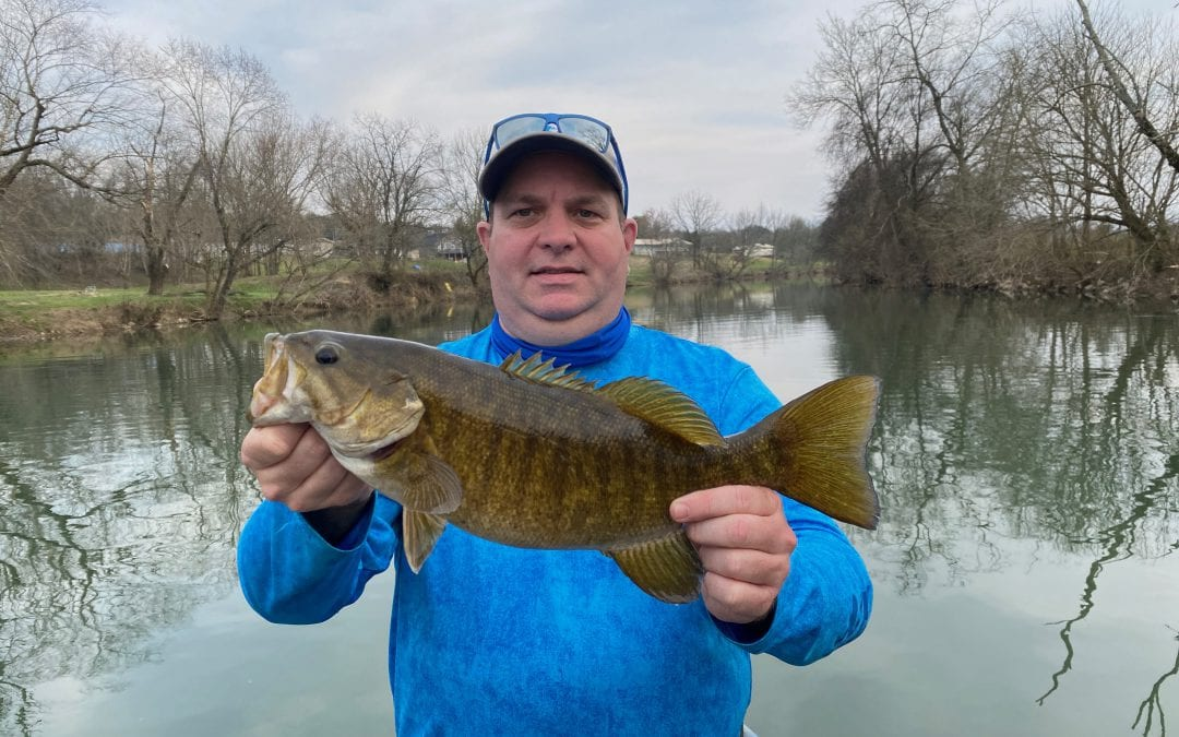 River Smallie Adventures Fishing Report March 10, 2021