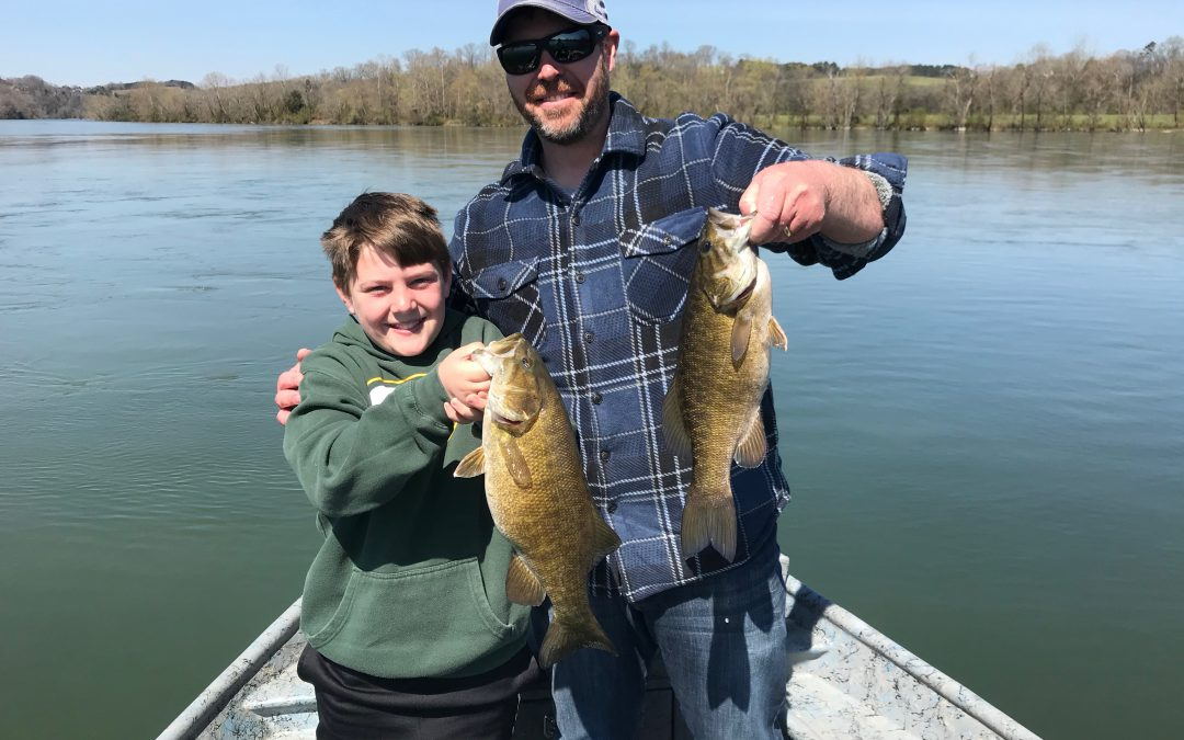 River Smallie Adventures Fishing Report March 28, 2019