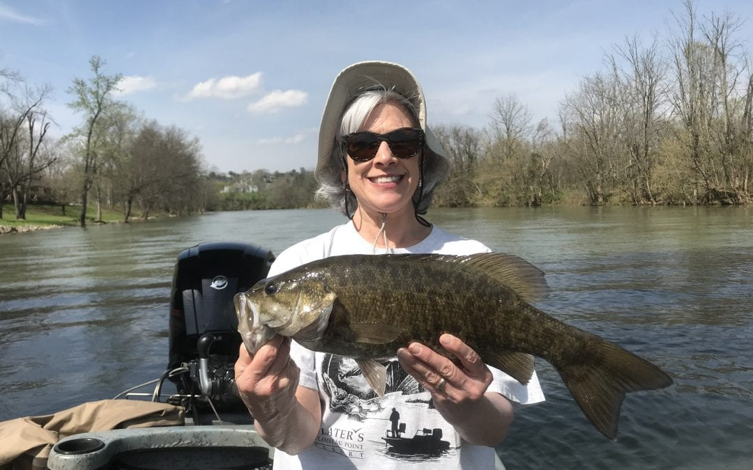 River Smallie Adventures Fishing Report March 27, 2020