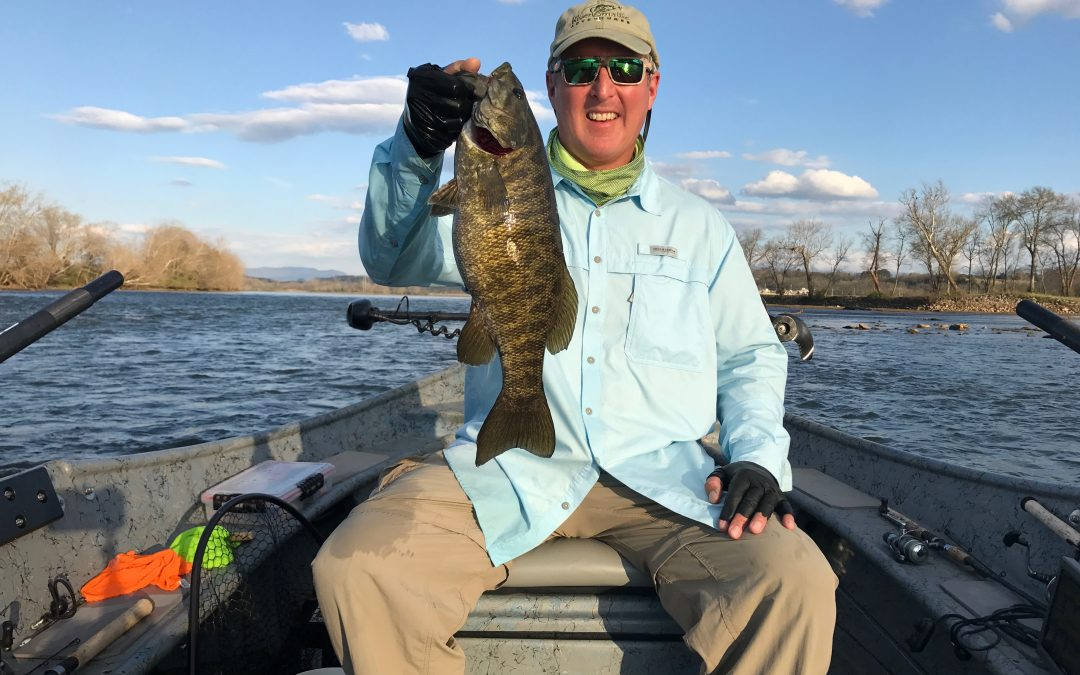 River Smallie Adventures March 26, 2017 Fishing Report