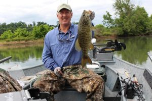 guided fishing trips pigeon forge